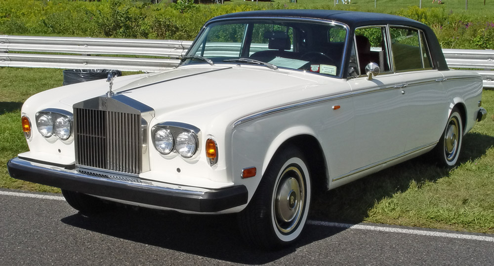 Royce Ii Rolls Silver Cloud 1960