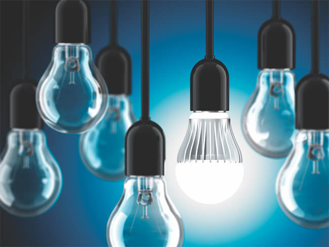 Led Light Bulbs Harmful