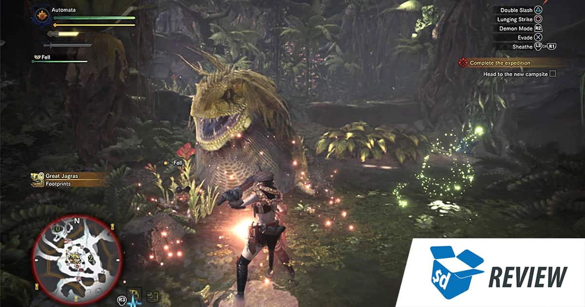 Monster Hunter  World Review     Should You Buy It    Slickdeals net For more than a decade  the Monster Hunter franchise has been a staple of  Japanese gaming  For the rest of the world though  it was often overlooked