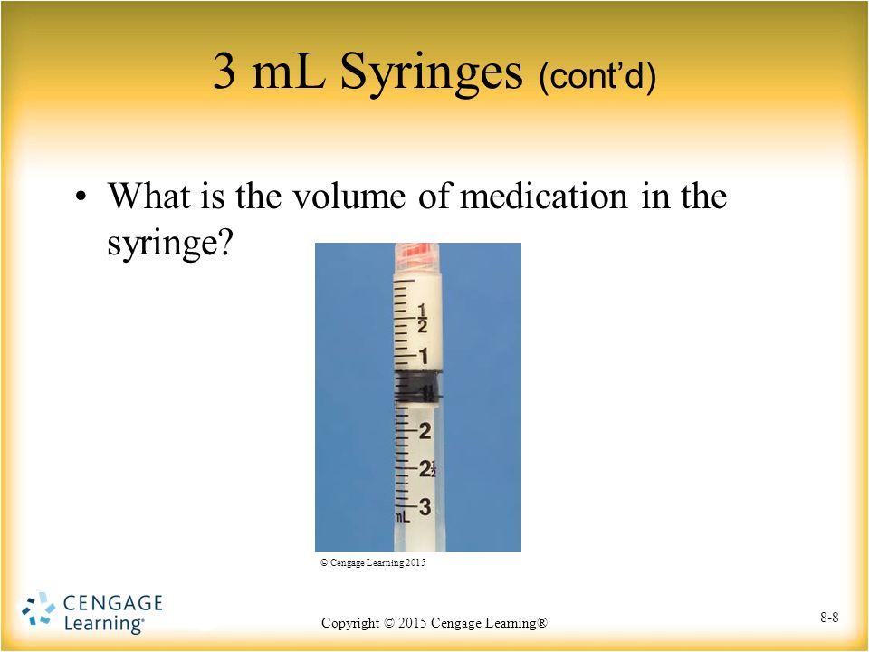 7 10 Cc Syringe Needle