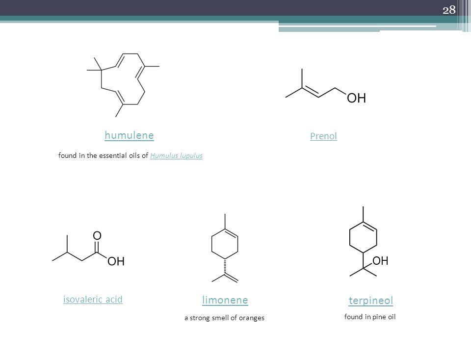 Limonene Molecular Formula