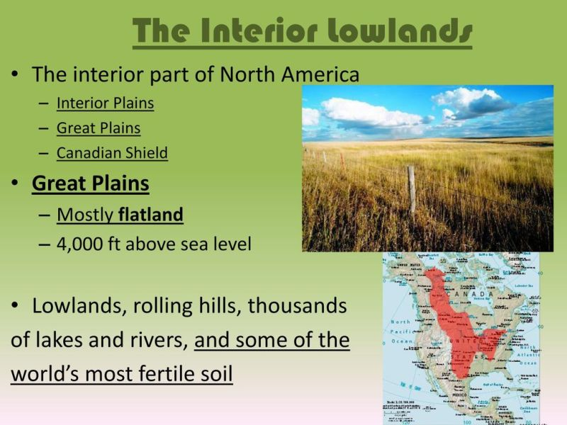 Interior lowlands description interior design design interior interior alaska yukon lowland taiga map svg physiographic regions the canadian encyclopedia alberta southern prairies world geography americas southern freerunsca Choice Image