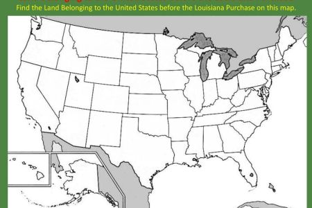 united states map before louisiana purchase » Full HD Pictures [4K ...