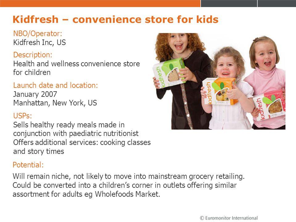 Kid Fresh New York