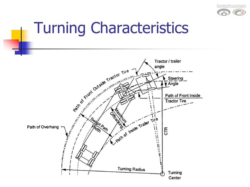 semi tractor diagram