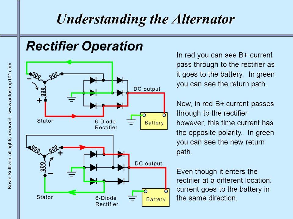 Generator Voltage Regulator Wiring Diagram