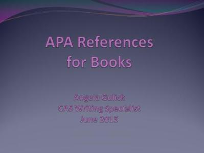 Apa Works Cited Page Sample Full Hd Maps Locations Another World