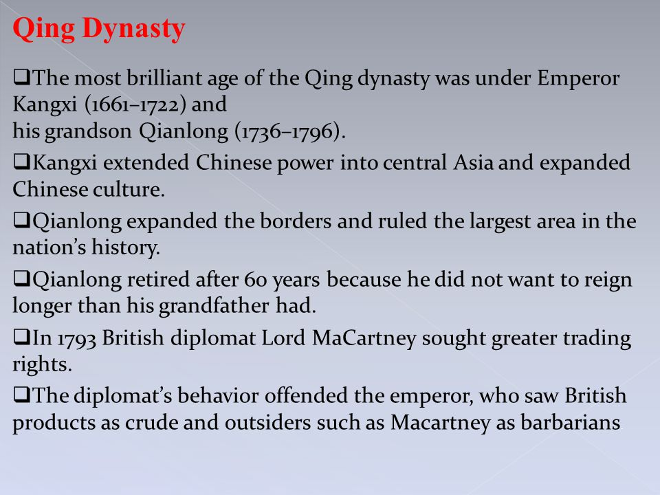 Influence Sphere British China