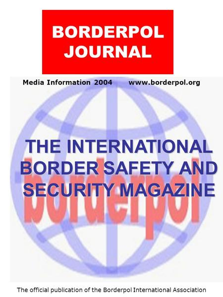 International Security Magazine