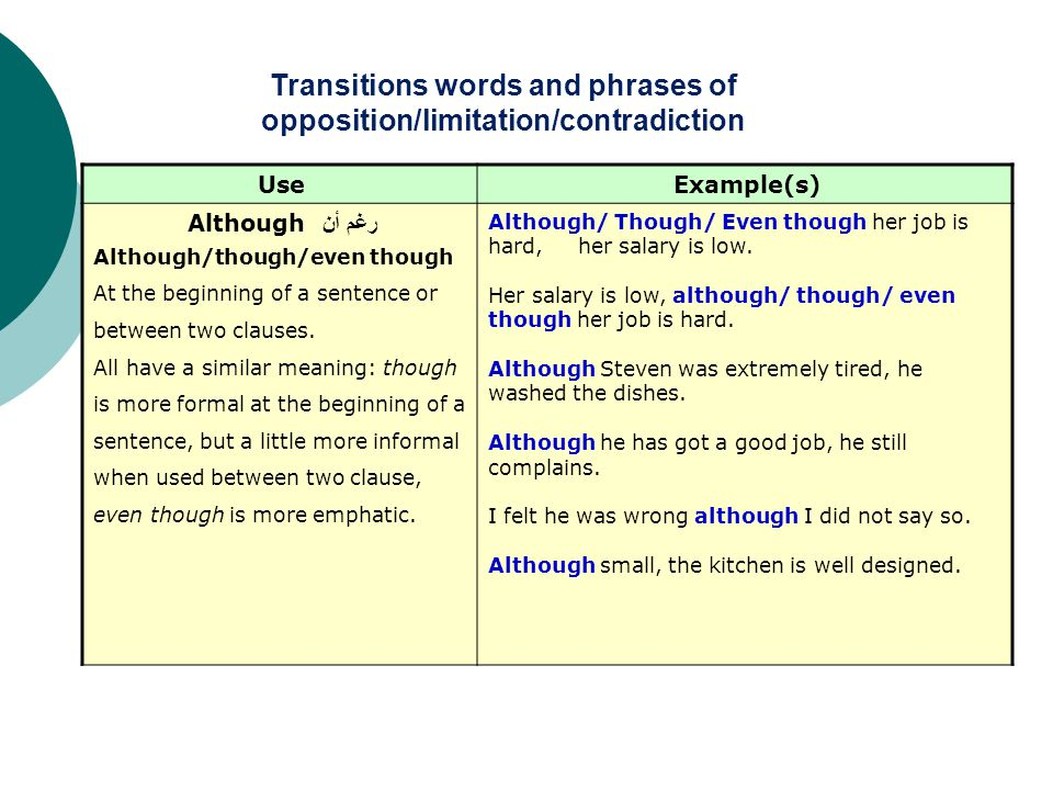 Use subordinate clauses for this thesis and for the topic.