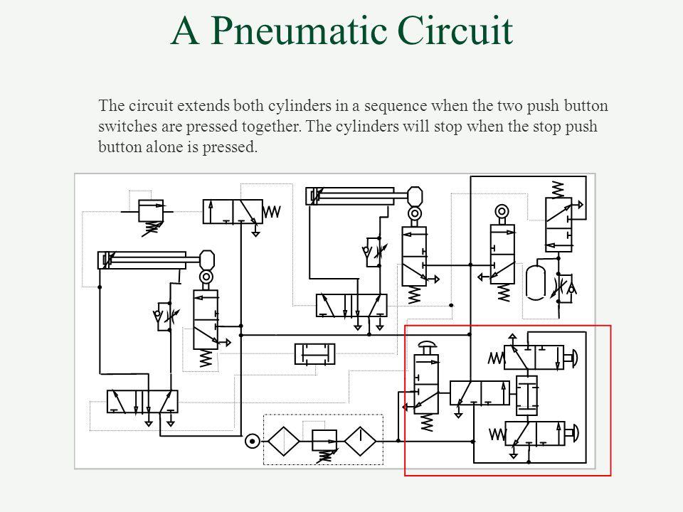 Air Filter Regulator Pneumatic Symbol