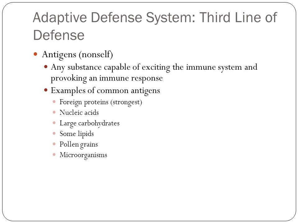 Recognizes Immune Pathogens System