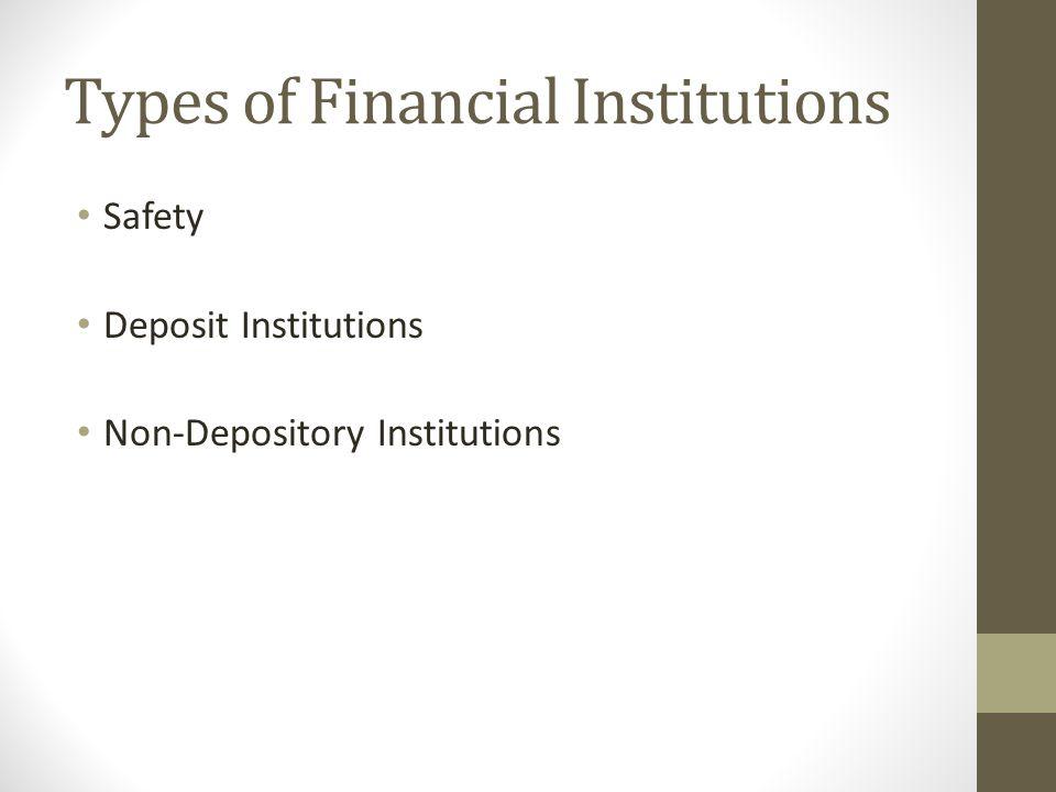 Non Bank Personal Loans