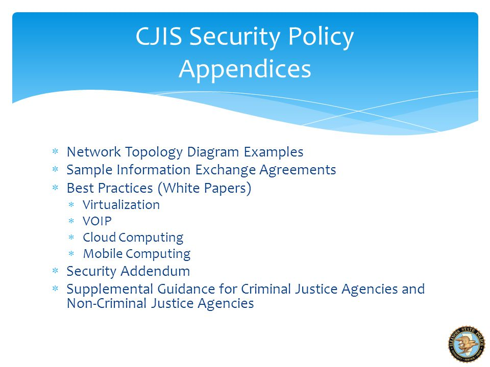 Cjis Security Policy 51