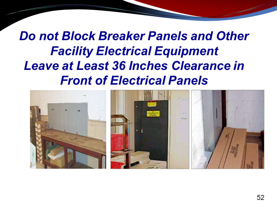 Osha Access Electrical Panels on electrical safety, electrical service clearance, electrical disconnect switch boxes, nec 110.26 clearance, electrical cabinet clearance, water heater clearance, electric fireplaces clearance, electrical meter clearance, minimum electrical clearance, electrical transformer clearance, electrical bonding vs grounding, washer and dryer sets on clearance, electrical front clearance, electrical clearance signs, electrical wiring, electrical and electronics engineers, electrical clearance distances, electrical outlet, electrical distribution system diagram, electrical connector types,
