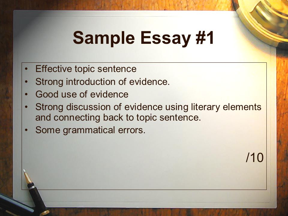use literary in a sentence