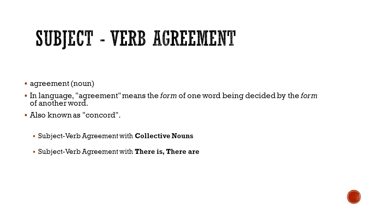 Collective Nouns Refer To