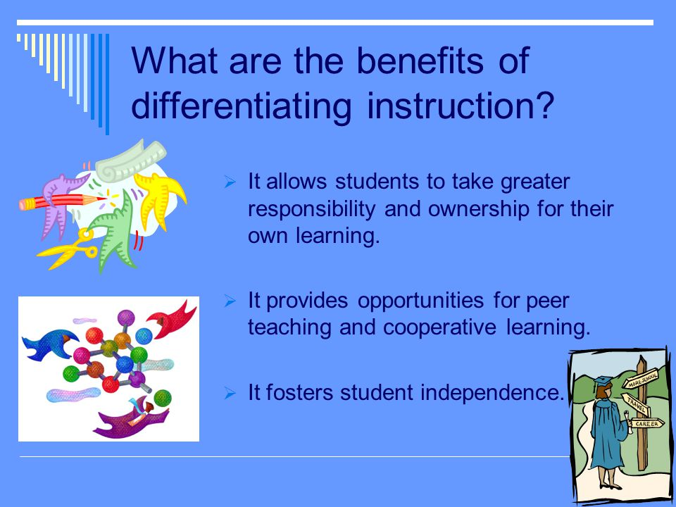 Carol Tomlinson Differentiated Instruction