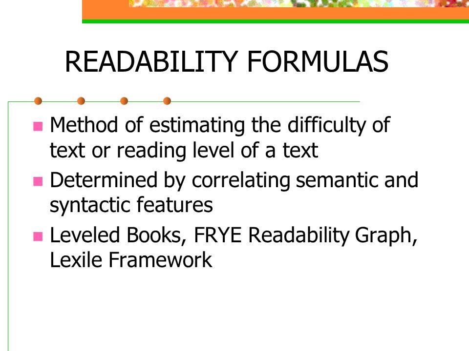 Fountas Pinnell Grade Equivalent Graph