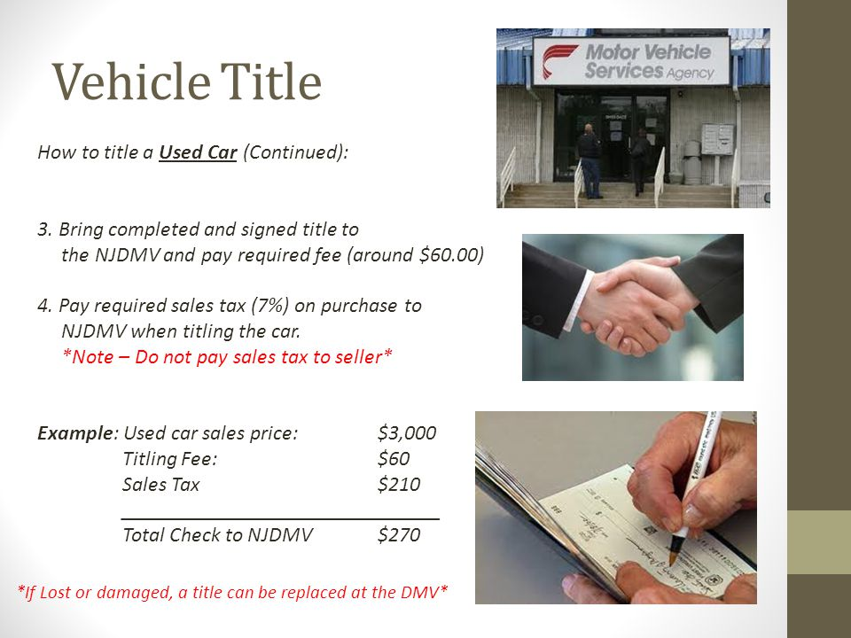 Pay Registration Online Dmv