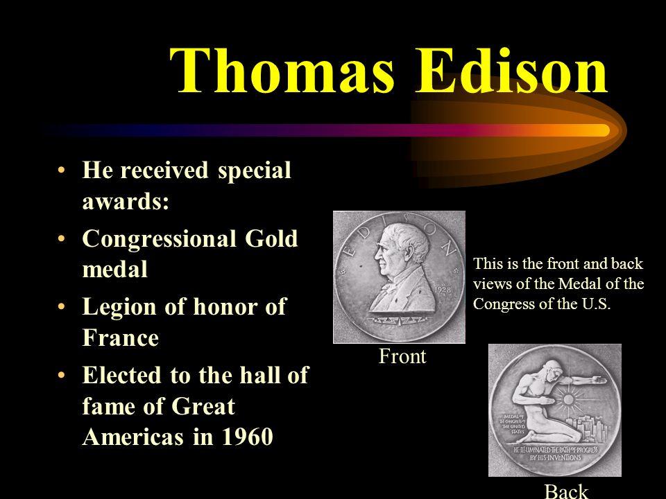 Edison Light Bulb Lights