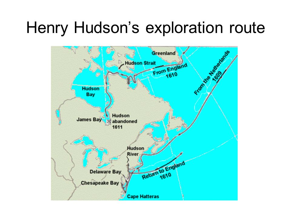 All S Hudson Routes Henry