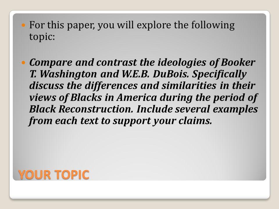 Web Dubois Booker T Washington Venn Diagram