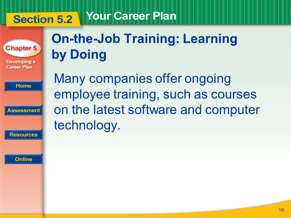 Read to Learn How to develop a career plan and set ...