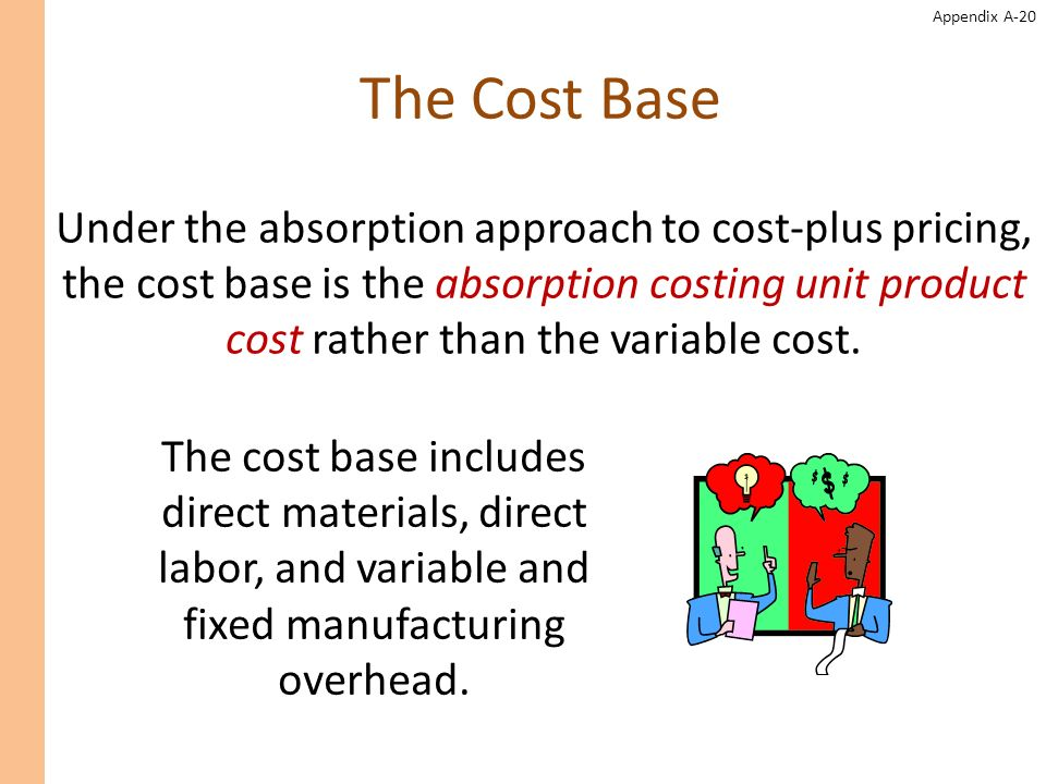 the absorption approach
