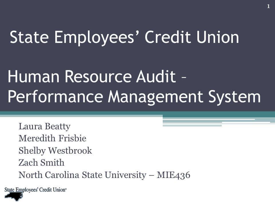 Secu State Employees Credit Union