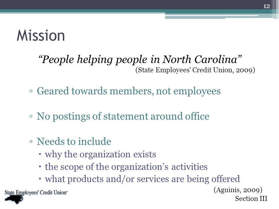 Nc State Emp Credit Union
