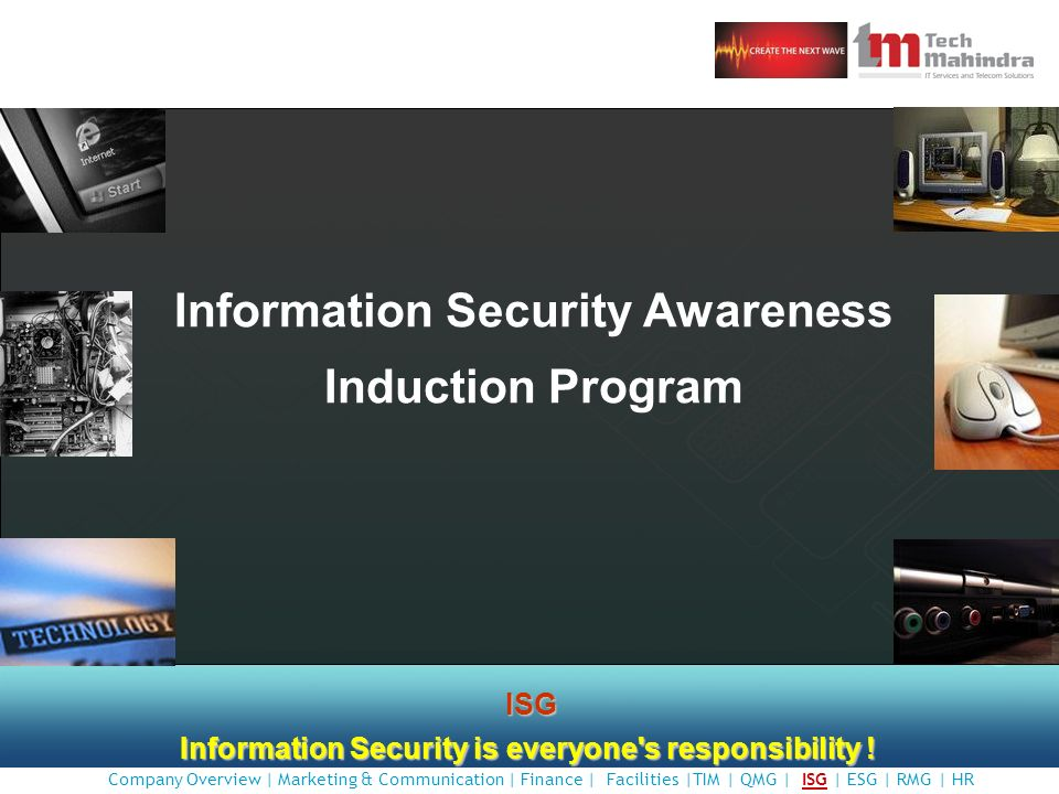 Information Security Training Program