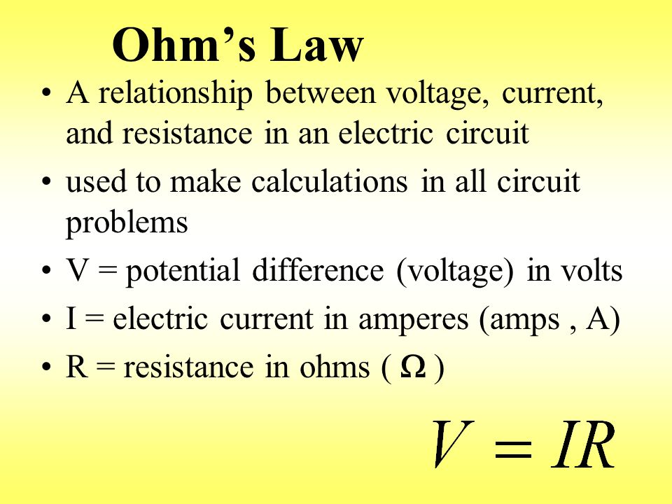 Relationship Between Conductivity And Resistance