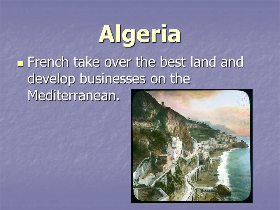 Algeria Border Tunisia