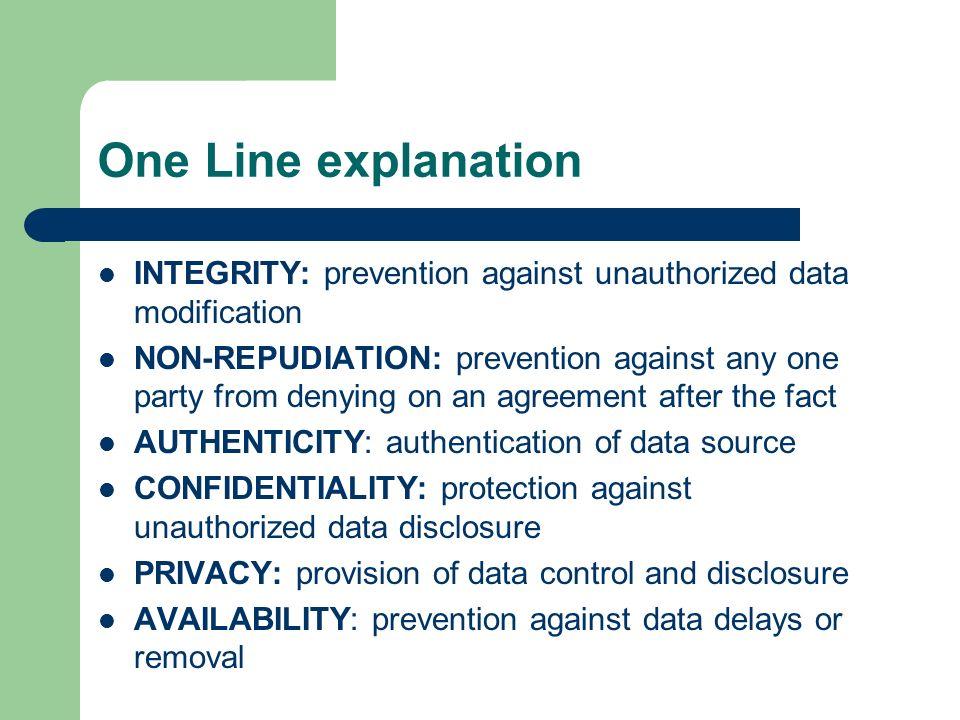 Information Security Breach
