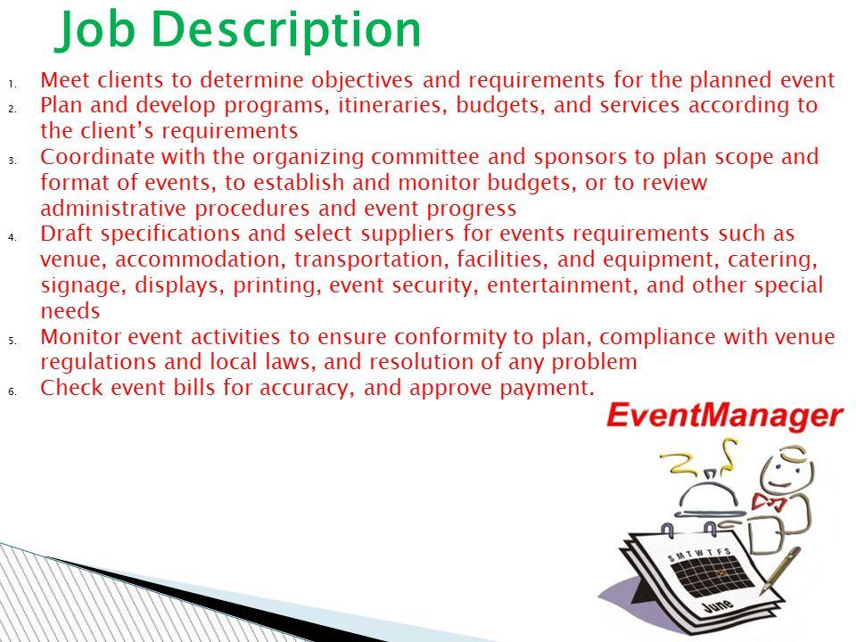 Event Security Duties