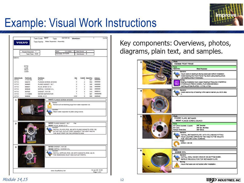 sample work instruction document. Black Bedroom Furniture Sets. Home Design Ideas