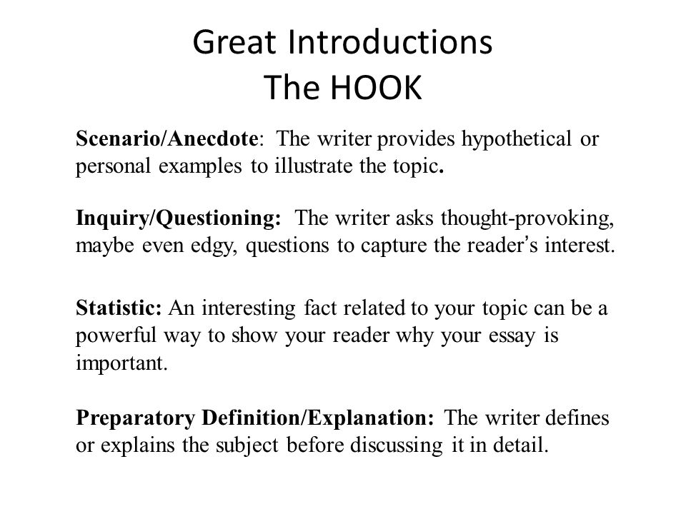 Anecdote Definition And Examples
