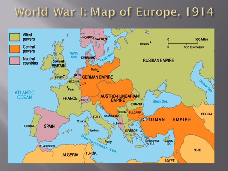 Militarism World War 1 Pictures Color