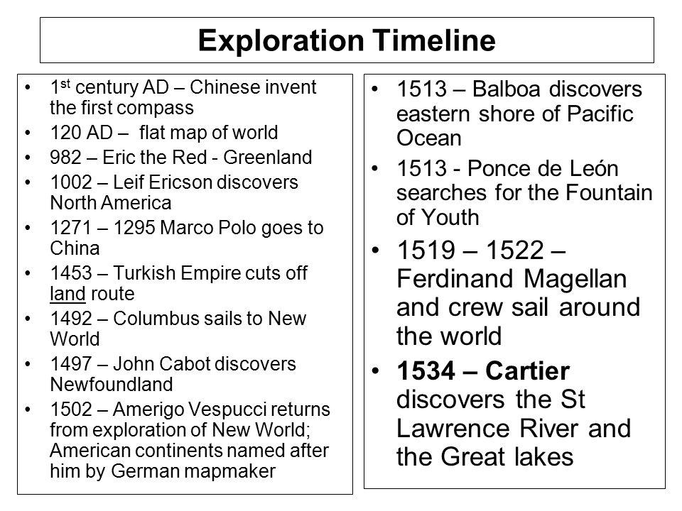 Map Leif Ericson Voyage S