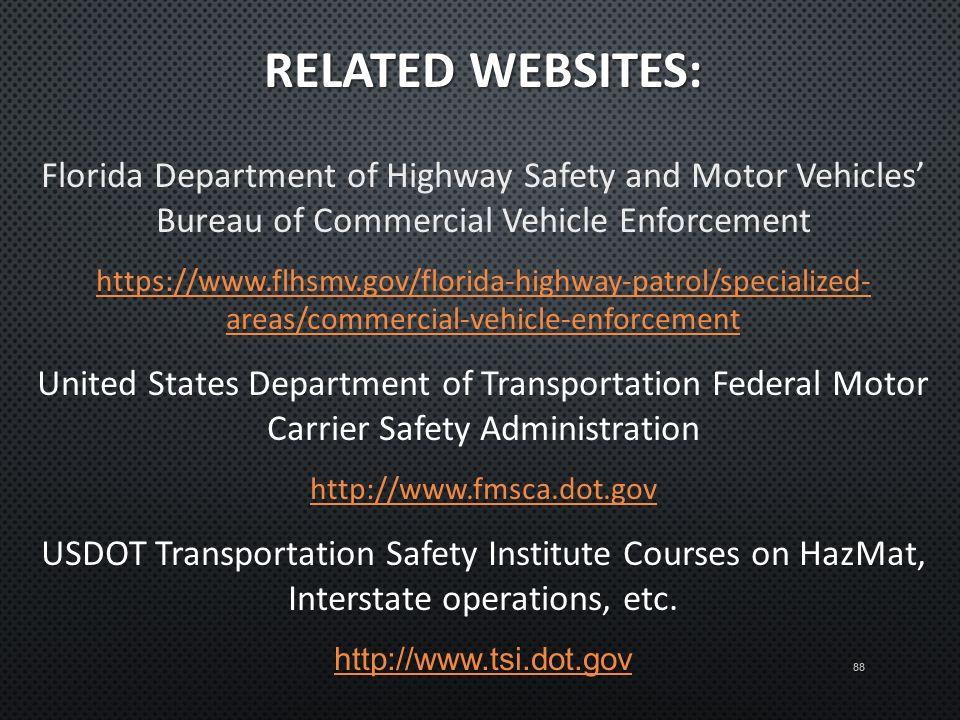Florida Motor Vehicle Registration Renewal