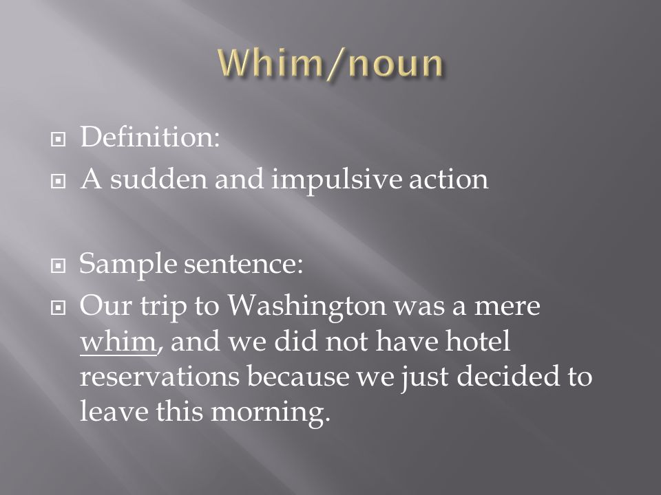 Definitions and sample sentences - ppt download