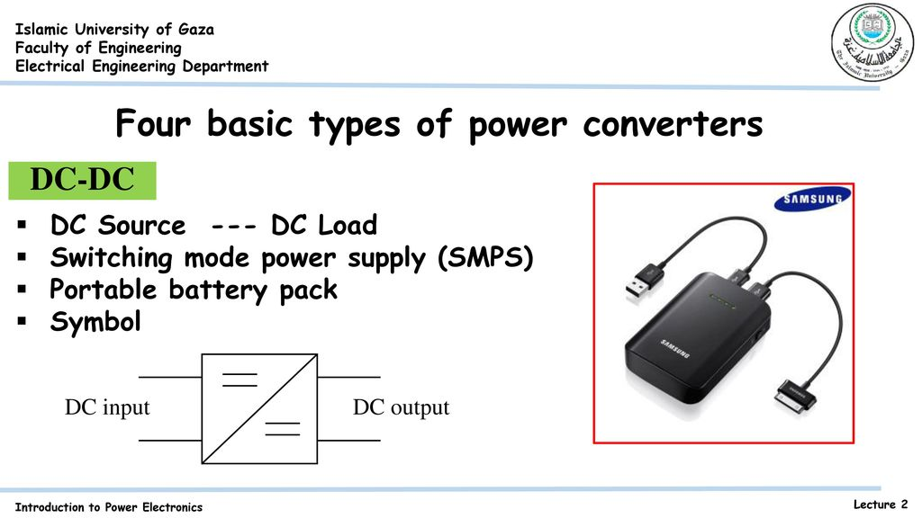 Grid Portable Power Source