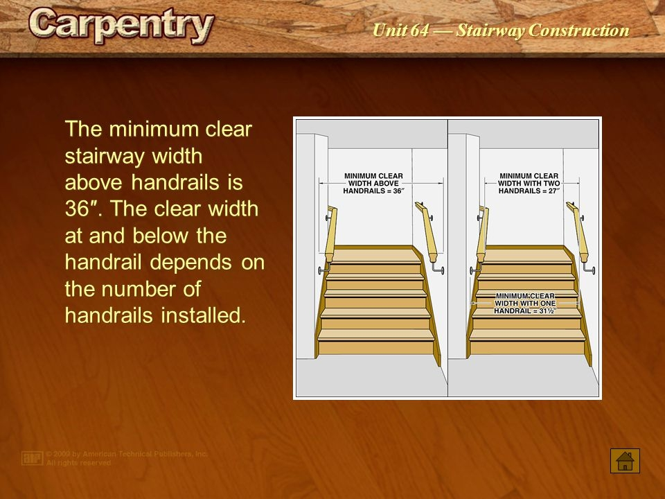 Stairway Construction Ppt Download   Clear Handrails For Stairs   Steel   Clear Acrylic   Wood   Riser   Metal