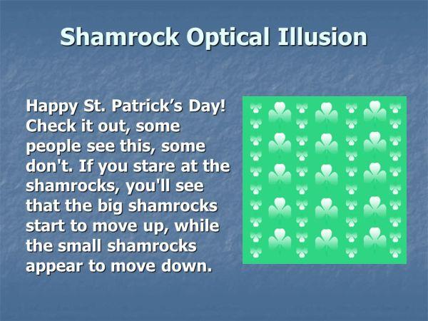 optical illusions school presentation # 8