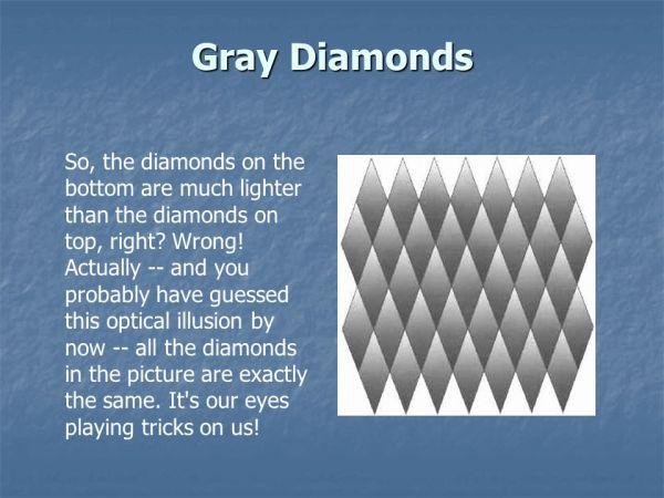 optical illusions school presentation # 16