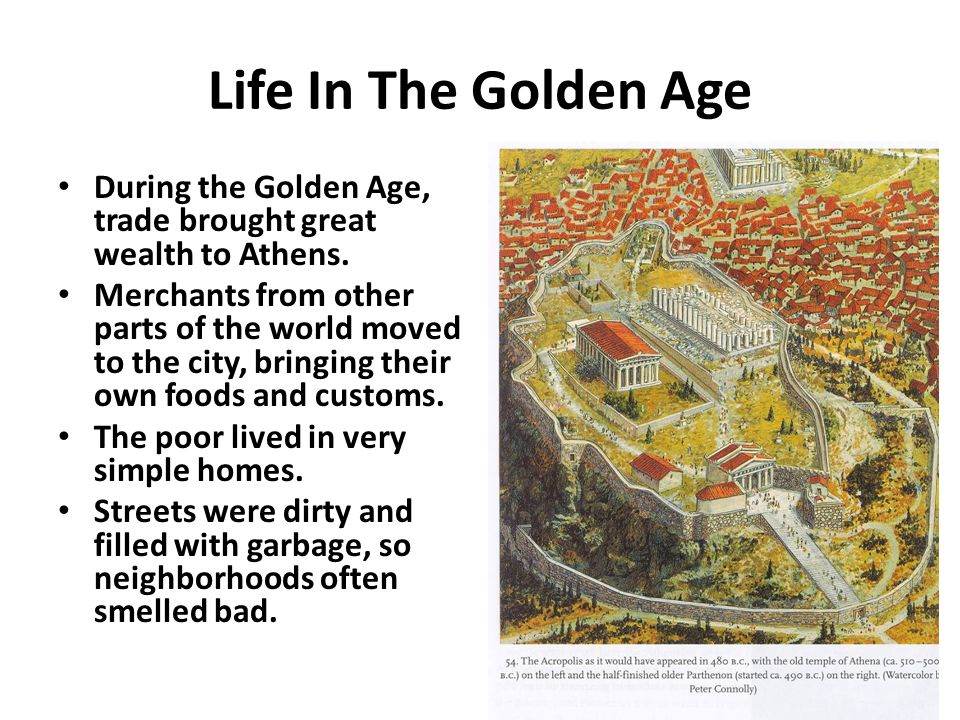 Lived People How Ancient Athens Many