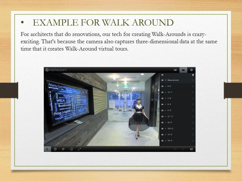 EEL Introduction to Computer Graphics   ppt download 91 EXAMPLE FOR WALK AROUND