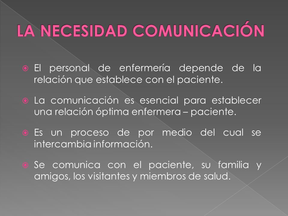 La Expresion Y La Comunicacion Efectiva