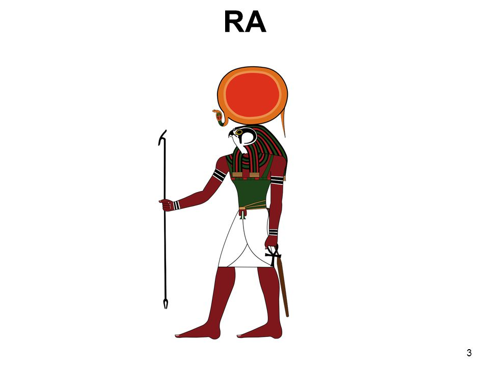 Osiris Anubis And Horus
